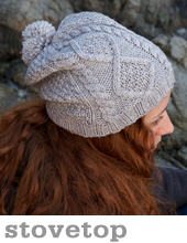 Stovetop Toque by Tin Can Knits