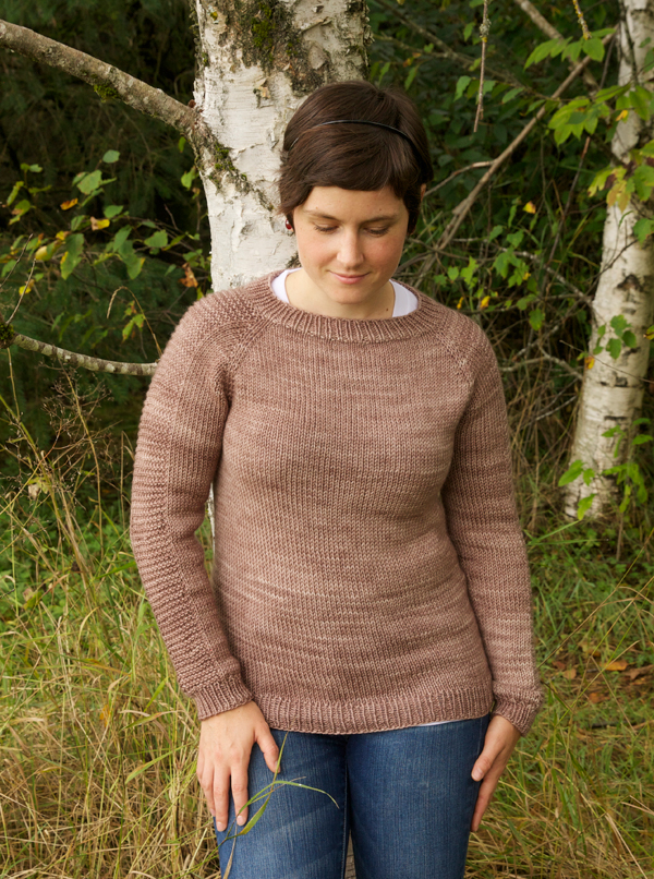 9d2c5b4de92a Flax Pullover by Tin Can Knits   a free pattern from the Simple ...