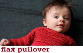 Flax pullover tutorial